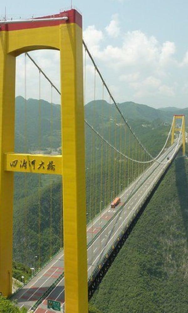 Conheça as pontes mais medonhas do mundo