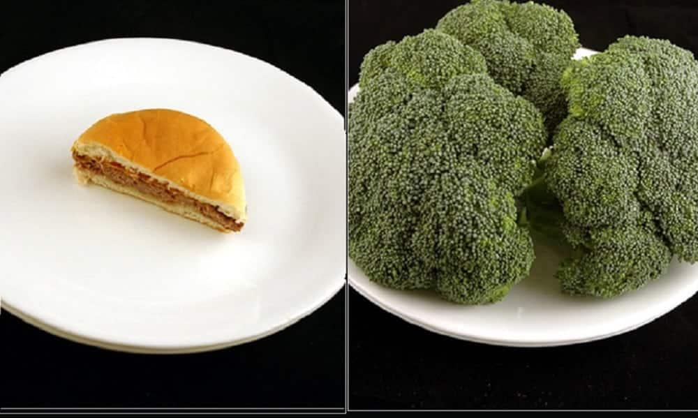 Quanto são 200 calorias? Ensaio revela com diferentes tipos de comidas