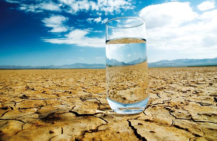 Quanto tempo as pessoas sobrevivem sem beber água?