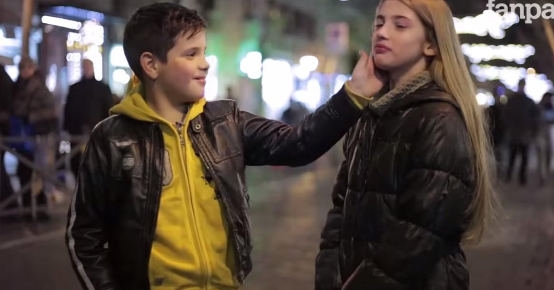 Vídeo mostra a reação de meninos ao serem incentivados a bater em meninas