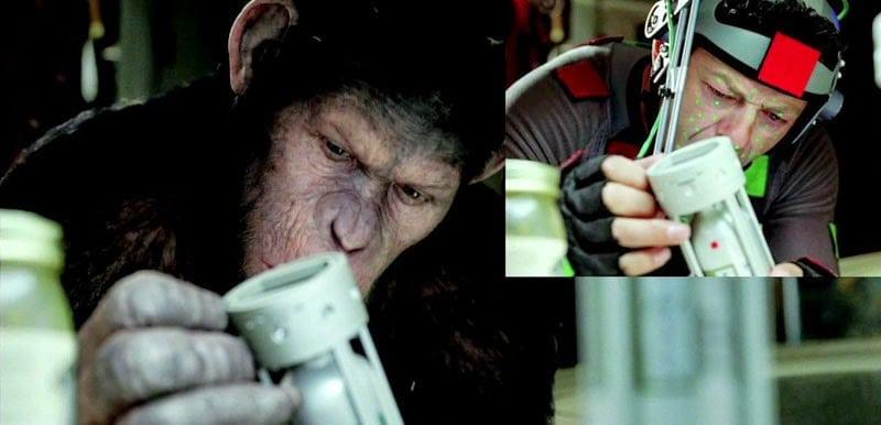 O antes e o depois dos efeitos especiais nas cenas do cinema