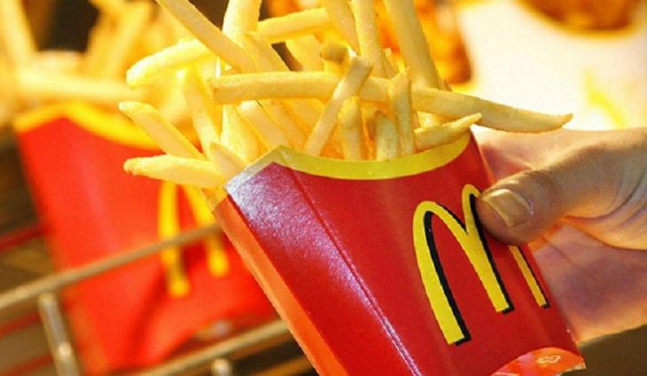 O que tem nas batatas fritas do McDonald's, afinal?