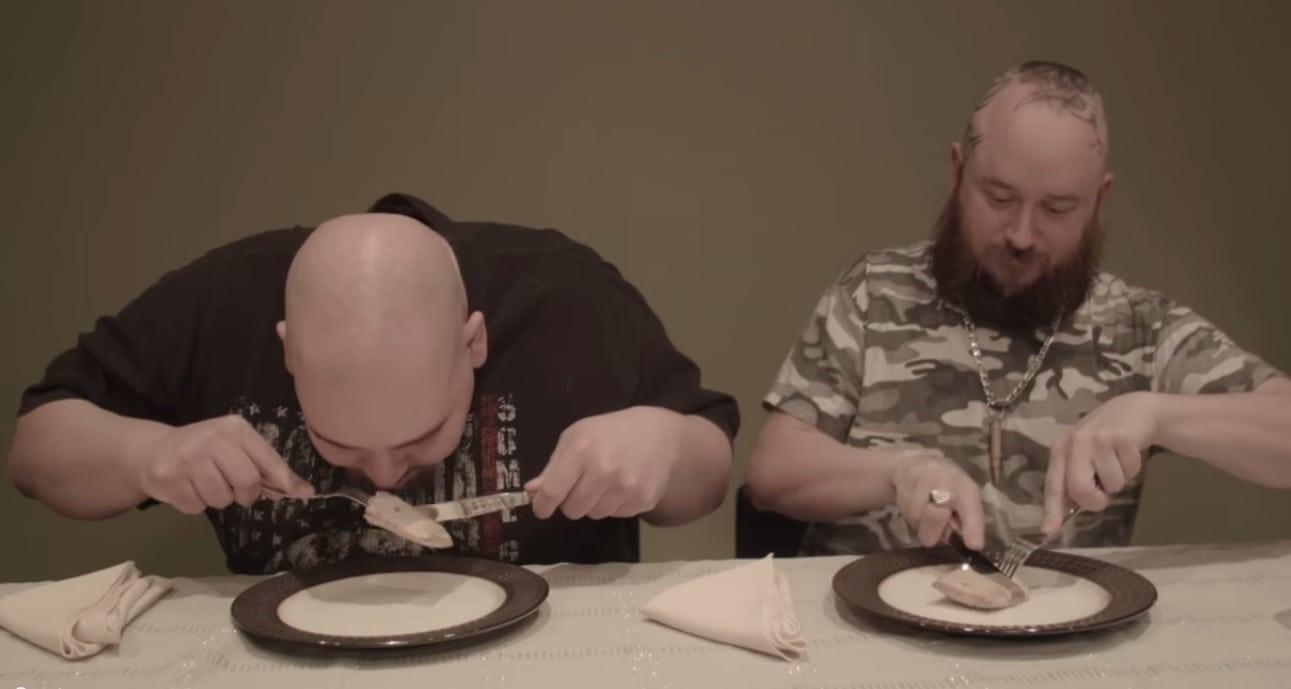A reação de pessoas ao provarem comida vegana pela 1ª vez [vídeo]