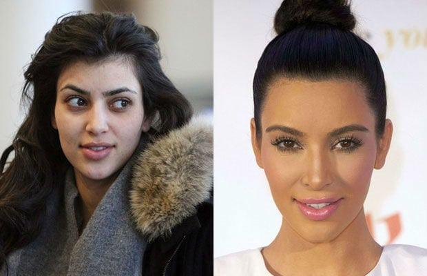 Veja como é o rosto de 26 famosas complemente sem maquiagem