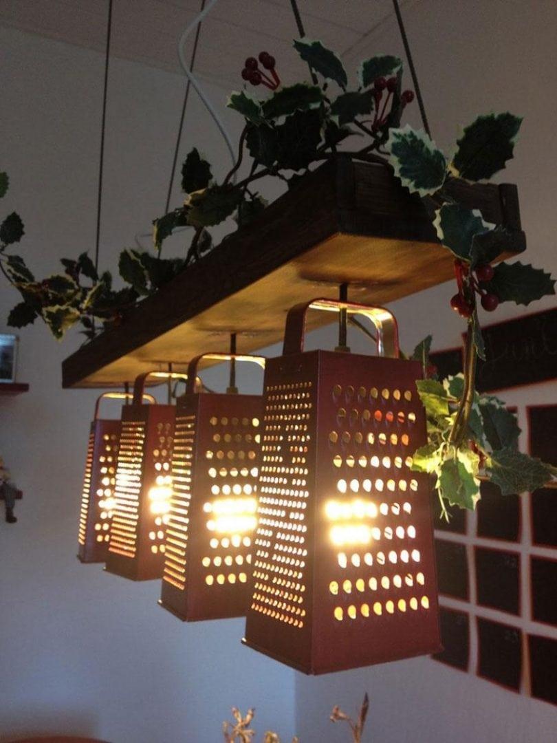18 Modelos Criativos De Lustres Para Fazer Em Casa Com Recicláveis