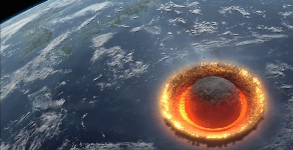 O que aconteceria se um asteroide gigante atingisse a Terra? [Vídeo]