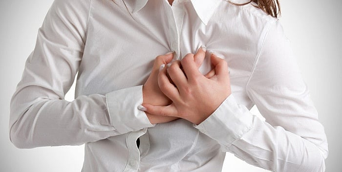 12 sinais de que você pode ter um ataque cardíaco em breve ...