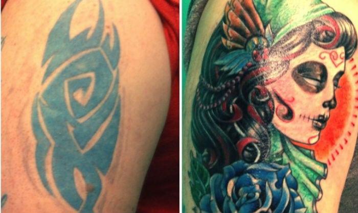 20 mais perfeitas tatuagens cobertas da internet - Segredos do Mundo