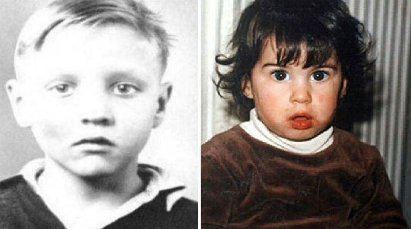 21 crianças que cresceram e ficaram famosas