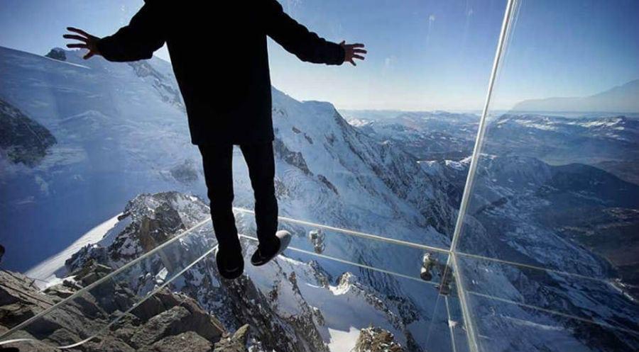 24 lugares proibidos para quem tem medo de altura