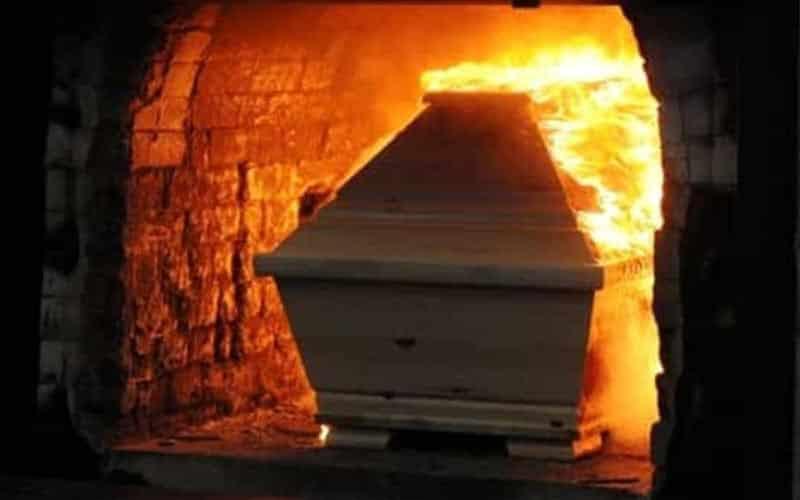 Cremação de cadáveres: Como é feito