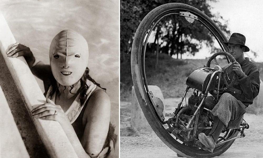Fotos do passado: o mundo como você nunca imaginou que veria
