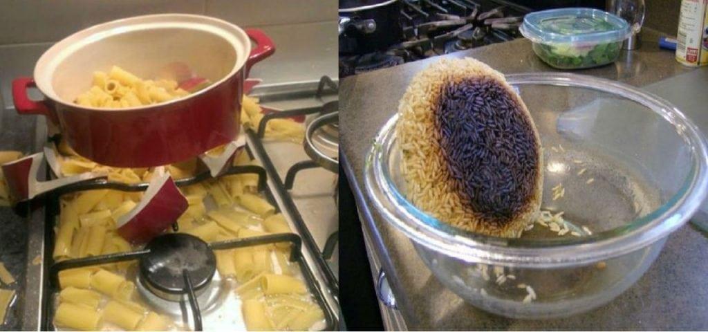 17 pessoas que são verdadeiros desastres na cozinha
