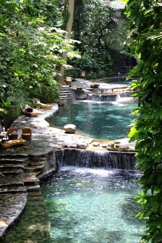 Piscinas incríveis onde você vai querer mergulhar