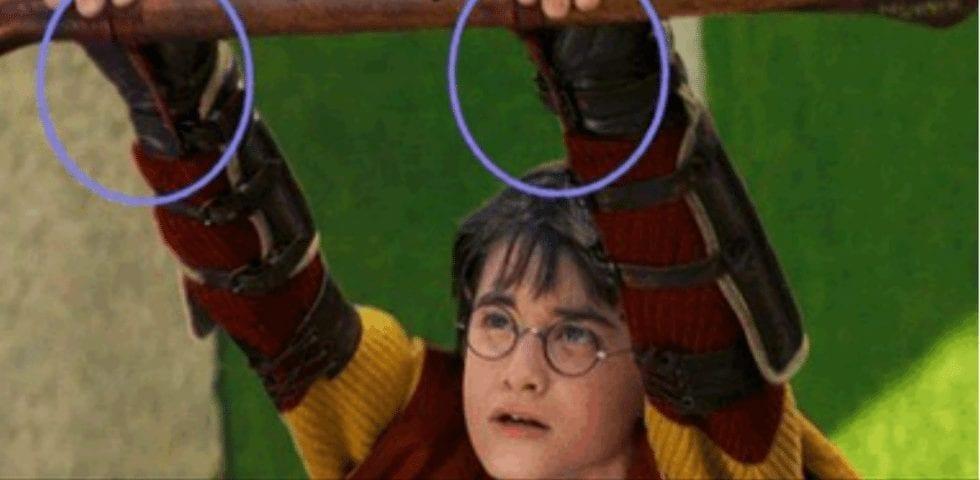 10 erros dos filmes de Harry Potter que você nunca viu