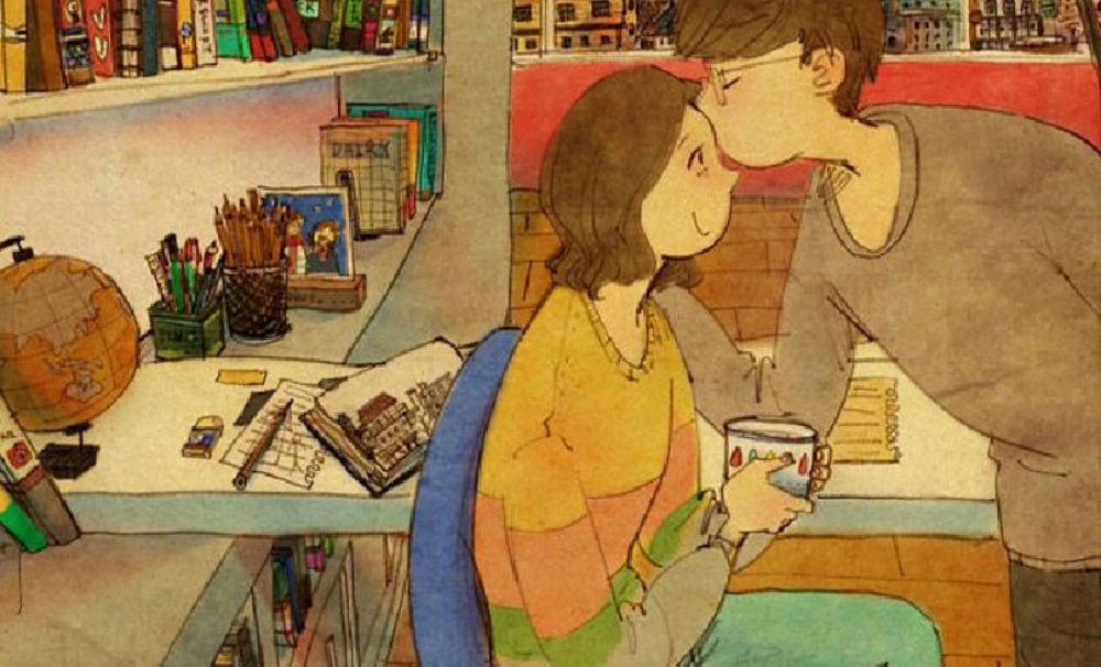 37 imagens provam que o amor está nas pequenas coisas