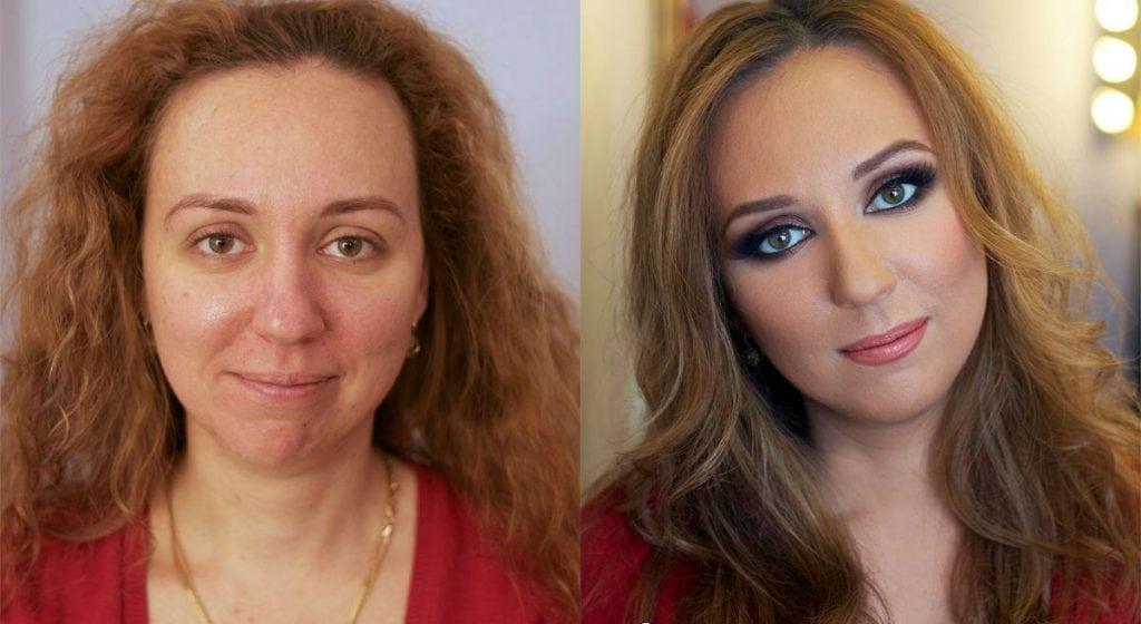 18 provas do poder de transformação da maquiagem