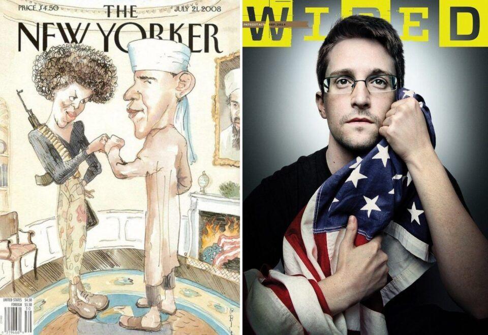 Capas de revistas polêmicas, que chocaram o mundo