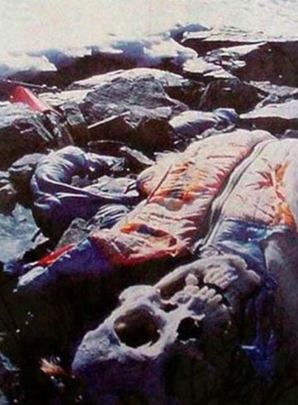 Conheça os cadáveres do monte Everest