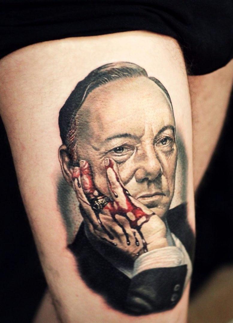 16 tattoos inspiradas em séries que você precisa ver