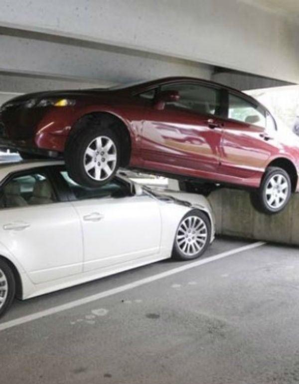 Você sabe estacionar? Aprenda a fazer baliza em segundos