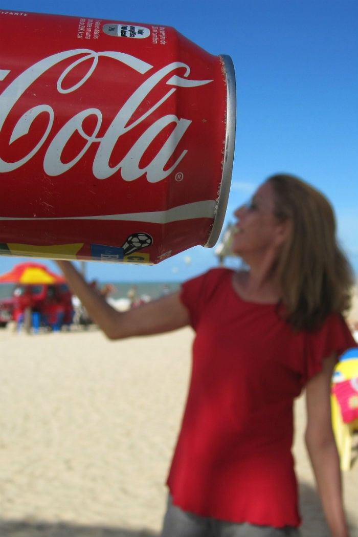 O que acontece em seu corpo quando você bebe refrigerante?