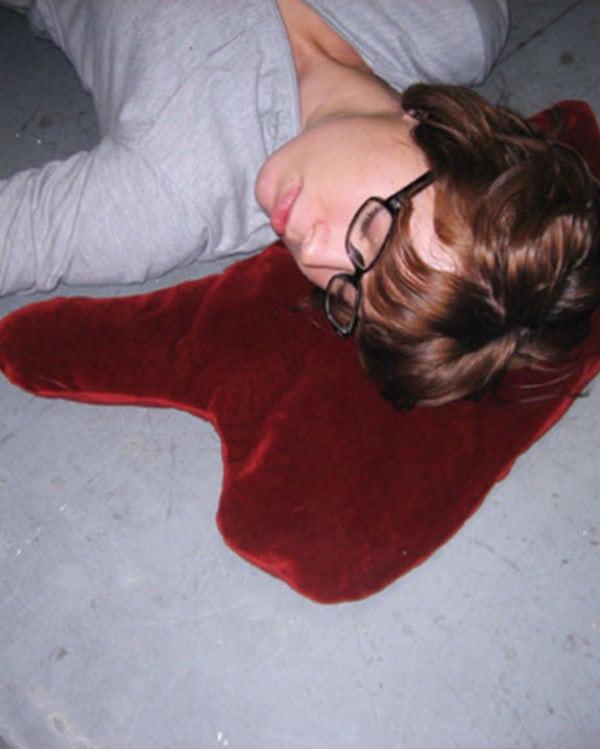 12 travesseiros e almofadas mais estranhos do mundo