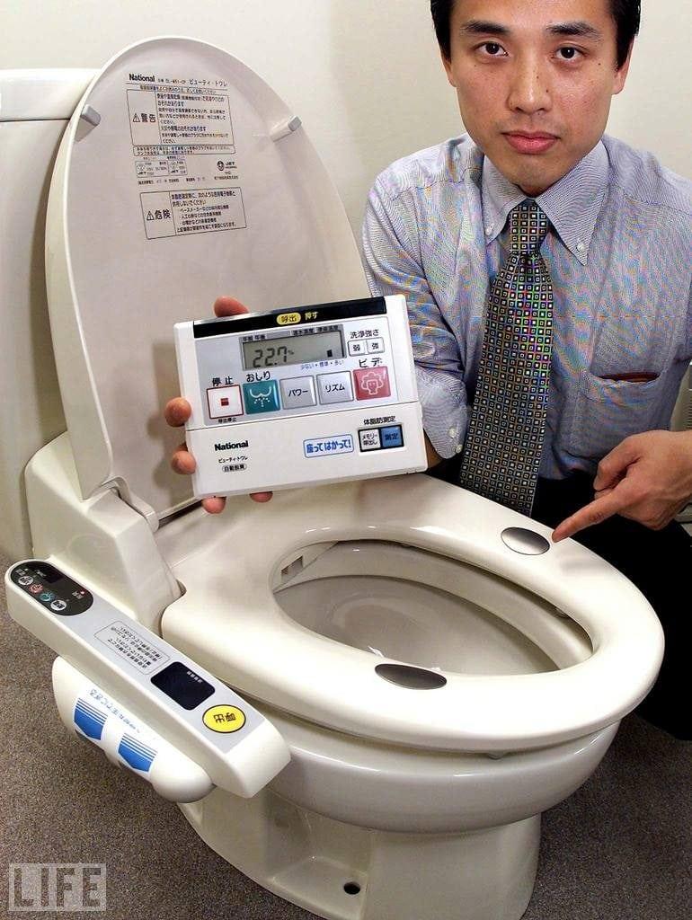 12 razões porque os banheiros japoneses são melhores que o seu
