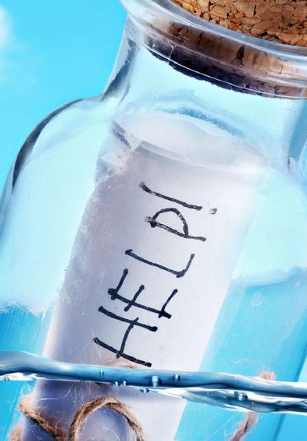 Mensagem na garrafa mais antiga do mundo é encontrada na Alemanha