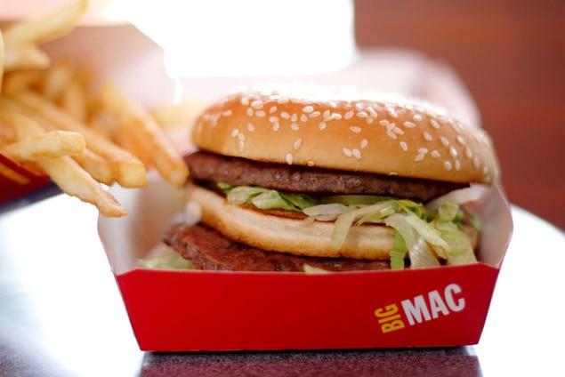 Big Mac: o que o sanduíche faz com o seu organismo?