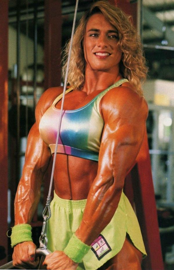 5 mulheres que se transformaram com esteroides