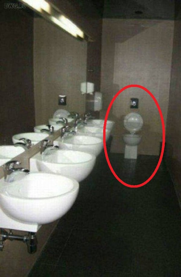 13 banheiros públicos que você JAMAIS vai querer usar
