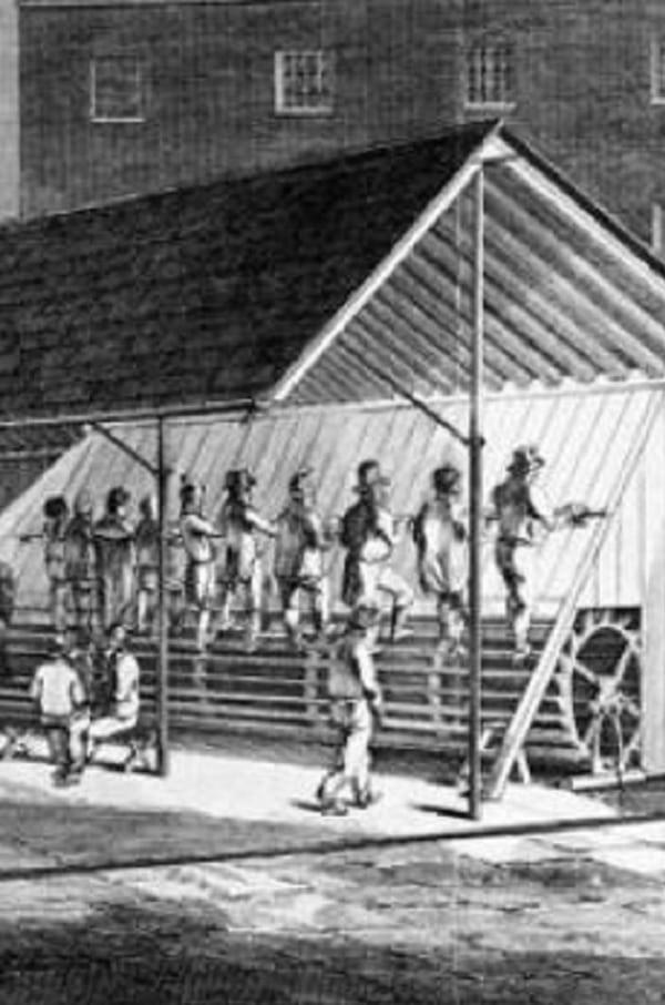 Sabia que esteiras ergométricas eram máquinas de tortura?