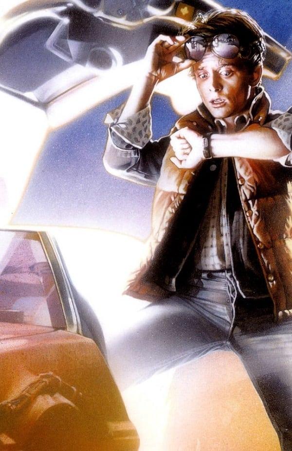 De Volta para o Futuro: O dia em que McFly chegou em 2015