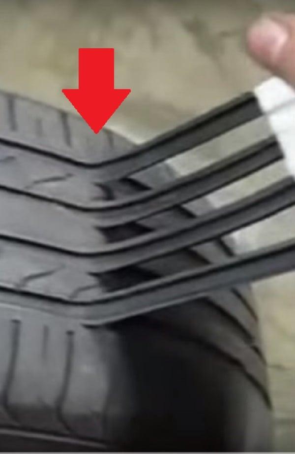 Golpe do pneu careca: cuidado, você está sendo enganado