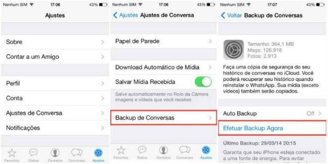 Aprenda A Recuperar Mensagens Apagadas No Whatsapp