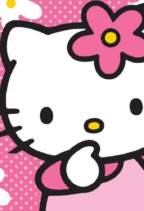 Por que a personagem Hello Kitty não tem boca?