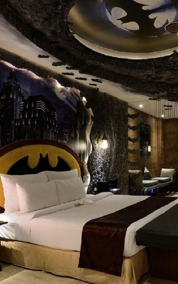 7 quartos temáticos de hotéis que você precisa conhecer