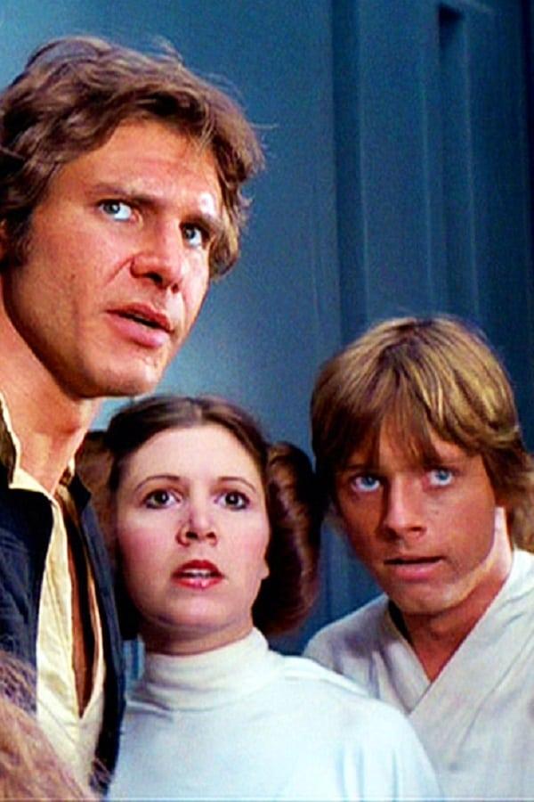 O antes e o depois do elenco de Star Wars