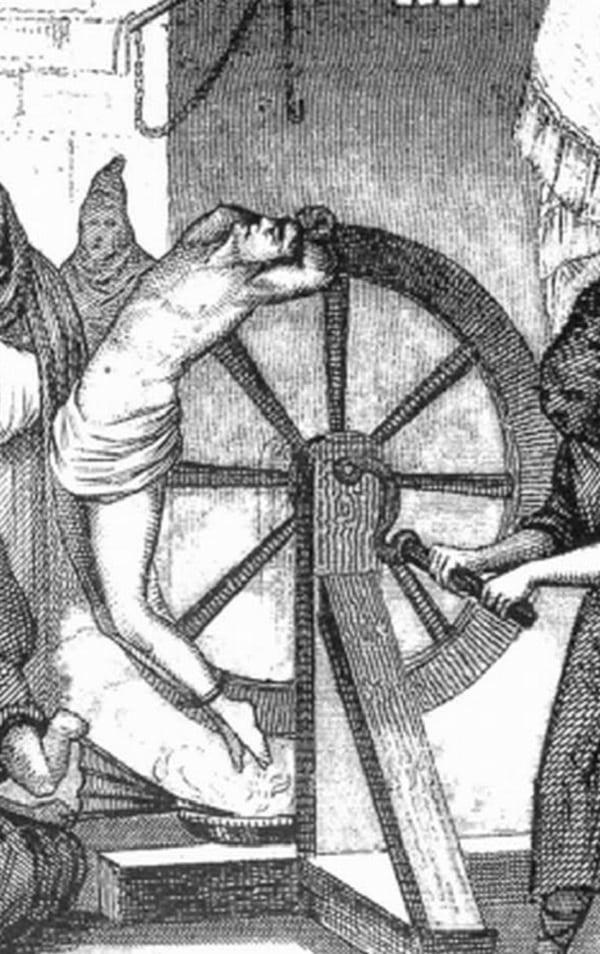 6 torturas mais cruéis usadas na Idade Média