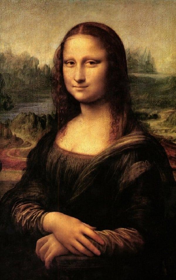 Mistério: há outro rosto por baixo de Mona Lisa! Veja