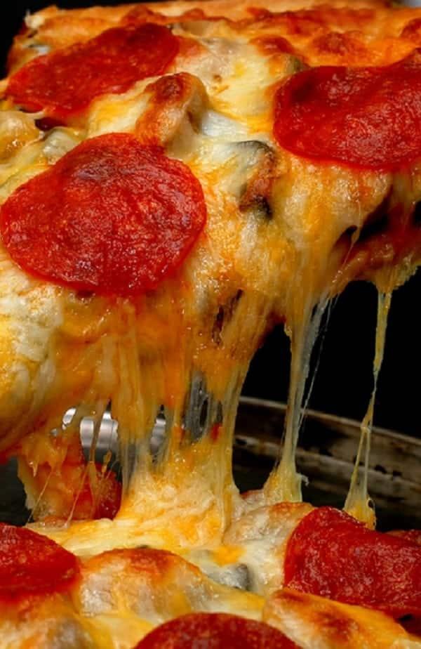 Qual o sabor de pizza que os brasileiros mais compram?