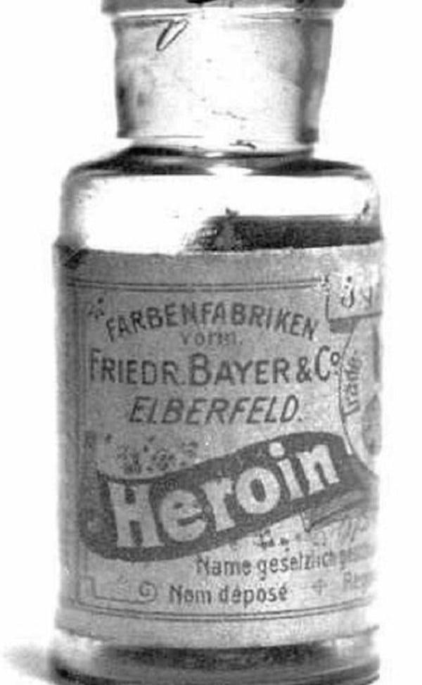 5 drogas usadas como remédio no passado
