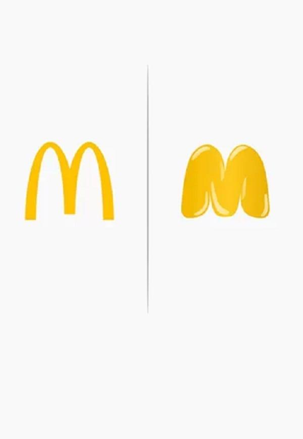 10 logotipos famosos sob os efeitos dos produtos que vendem