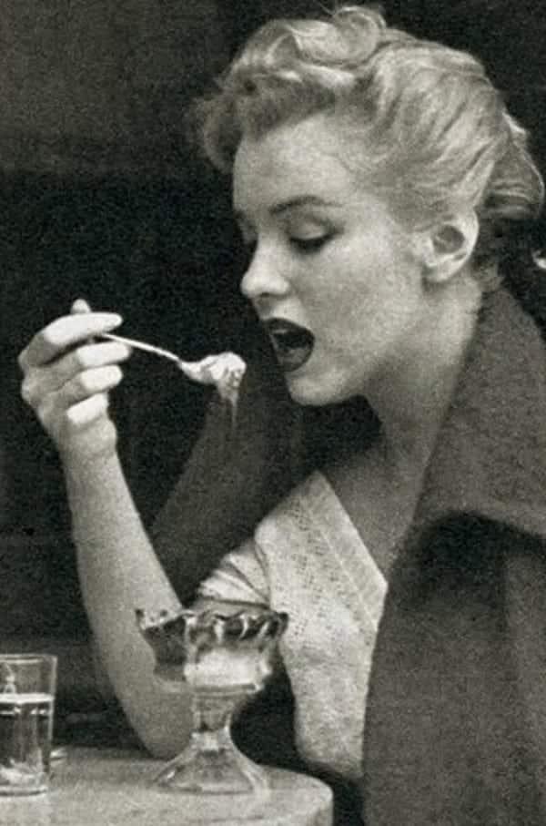 A última refeição dos famosos antes da morte