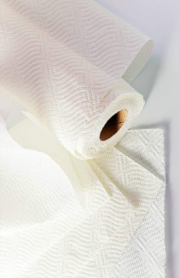 Você usou a toalha de papel ERRADO a vida inteira!