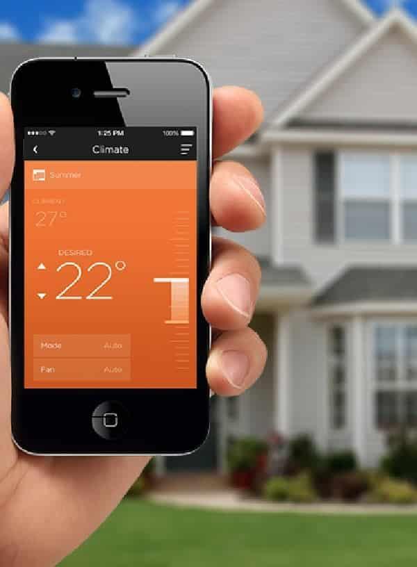 8 formas como seu smartphone pode controlar a sua casa