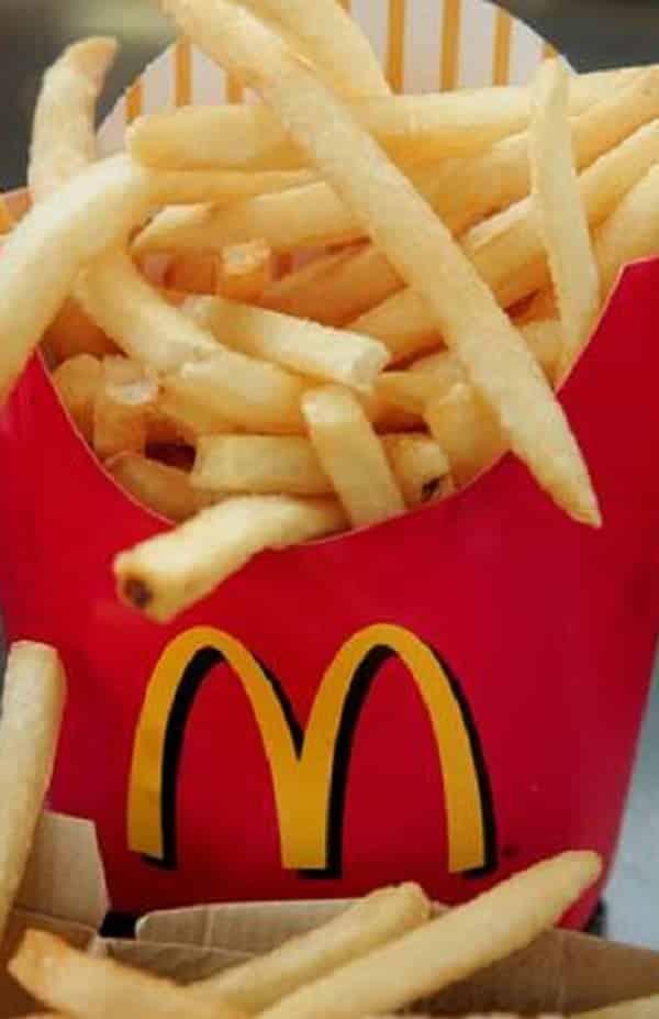 Aprenda a fazer batatas do McDonald's em casa
