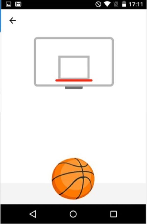 Como ativar o jogo de basquete escondido no chat do Facebook