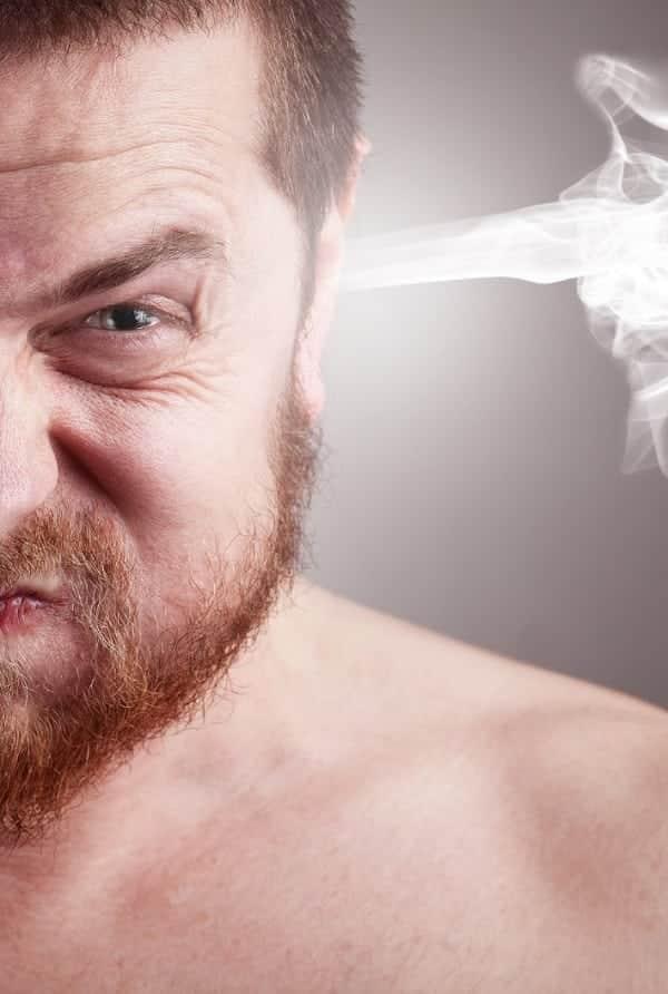O que acontece em seu corpo quando você fica estressado?